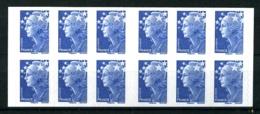 1517 - Carnet Présidence Française De L'U.E. (bleu) - 12 TVP - Neuf** - TB  (vendu Sous Faciale) - Carnets