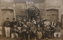 Buvette Des Poilus (Environs De Castres 81?) - Guerre 1914-18