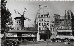~  JP  ~  75  ~  PARIS    ~   Moulin Rouge  ~ - Autres Monuments, édifices