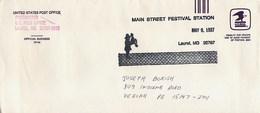 USA - LAUREL MD -  MAIN STREET  FESTIVAL - Infanzia & Giovinezza