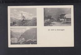 KuK AK St. Veit In Defereggen 1931 - Altri