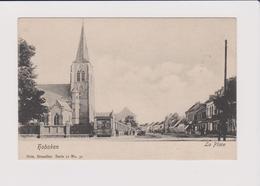 Hoboken - De Kerk Ongelopen Uitg.nels Serie 71 N°31 - Antwerpen