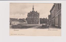 Hoboken - Het Gemeentehuis Ongelopen Uitg.nels Serie 71 N°32 - Antwerpen