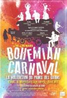 Flyer-Programme - Bohemian Carnaval : La Malédiction Du Prince Des Gitans - Mouthiers : Du 15 Au 30 Mars 2019 - Programas