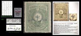 EARLY OTTOMAN SPECIALIZED FOR SPECIALIST, SEE...Mi. Nr. 719 - Mayo 57 Gtt - Auflagenanteil ? Stück - 1920-21 Anatolia