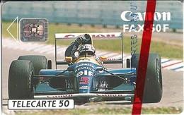 CANON FAX 50-F - Télécartes