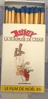 Astérix Et La Surprise De César - Boites D'allumettes