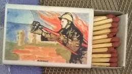 Les Emplois Du Contingent: Sapeur Pompier - Boites D'allumettes