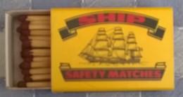 Ship Safety Match - Boites D'allumettes