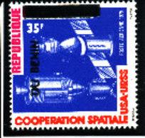 Bénin 1994  (35F. Coop.Spatiale USA-URSS) ** Luxe  TRES RARE - Benin – Dahomey (1960-...)