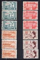 1945 - Combattants Victimes De Guerre. Neufs 20 Timbres - Tunisie (1888-1955)