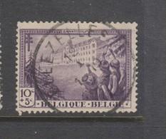 COB 356 Oblitération Centrale ELLEZELLES - Used Stamps