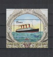 O212. Gambia - MNH - Transport - Ships - Non Classés