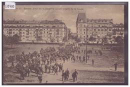 GENEVE - COUR DE LA CASERNE - TB - GE Genève