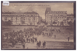 GENEVE - COUR DE LA CASERNE - TB - GE Geneva