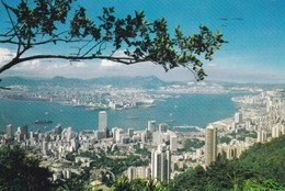 CARTOLINA - POSTCARD - CINA - HONG KONG - VIAGGIATA - ANNO. 1978 - Cina (Hong Kong)