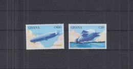 M213. Ghana - MNH - Transport - Zeppelins - Non Classés
