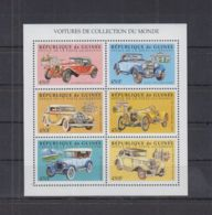 H606. Guinea - MNH - Transport - Old Cars - Non Classés