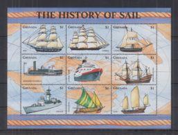 H606. Grenada - MNH - Transport - Ships - The History Of Sail - Non Classés