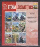 H606. Bequia - St.Vincent - MNH - Transport - Steam Locomotives - Non Classés