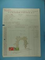 Usine Belge De Matériel électrique Vynckier Frères & Cie Gand /4/ - Electricidad & Gas