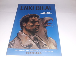 Enki Bilal Serie Oro N 44 Ottimo - Libri, Riviste, Fumetti