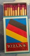 Rizla + Papier à Cigarettes - Boites D'allumettes