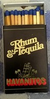 Havanitos Rhum Et Tequila - Boites D'allumettes