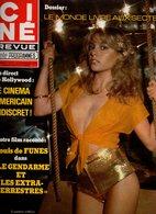 Ciné Revue Télé Programmes N°51 Louis De Funes Dans Le Gendarme Et Les Extra-terrestres - Henri Salvador - Serge Lama... - Cinéma