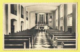 * Tongeren - Tongres (Limburg) * (Nels, Ern Thill) Petite Oeuvre Du Saint Enfant Jesus, Intérieur Chapelle, Kapel - Tongeren