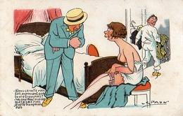 Cocu - Illustrateur Spahn, ça Ne T'a Rien Fait En Pensant Que Tu Me Trompais ? - Humour
