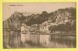 * Dinant (Namur - Namen - La Wallonie) * (Desaix, Nr 6) Panorama, Vue Générale, Canal, Quai, Bateau, Citadelle, église - Dinant