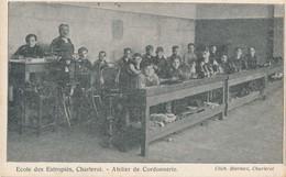 CPA - Belgique - Ecole Des Estropiés - Charleroi - Atelier De Cordonnerie - Charleroi