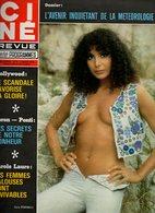 Ciné Revue Télé Programmes N°9 Angela Avec Sophia Loren - Bernard Blier - Sophia Loren Et Carlo Ponti - Anny Duperey - Cinéma
