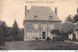 ROCQUIGNY - Le Château - Très Bon état - Frankreich