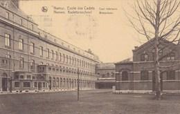 Namur, Ecole Des Cadets, Cour Intérieure (pk57790) - Namur