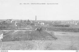 CHATILLON SUR SEINE - Quartier De La Gare - Très Bon état - Chatillon Sur Seine