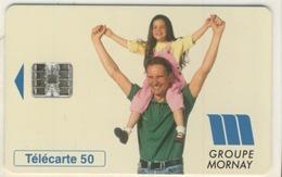 Télécarte  50 Unités  GROUPE MORNAY - France