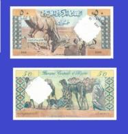 Algeria 50  Francs 1964 - Algérie