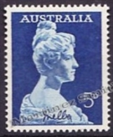 Australia 1961 Yvert 275, Centenary Birth Of Nelly Melba - MNH - 1952-65 Elizabeth II: Ediciones Pre-Decimales