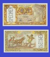Algeria 1000  Francs 1949 - Algérie