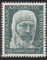 Australian Antartic Territory 1961 Yvert 7, 50th Anniversary Mawson Expedition - MNH - Territorio Antártico Australiano (AAT)