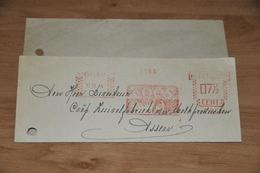 4    BEDRIJFSKAART  G.L. LOOS & CO'S FABRIEKEN N.V.  AMSTERDAM-C - Kaarten