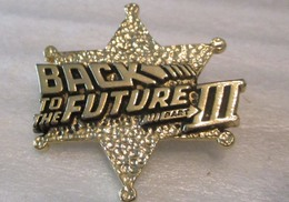 PINS Back To The Future - Badges