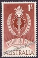 Australia 1961 Yvert 273, 10th Anniversary Colombo Plan - MNH - 1952-65 Elizabeth II: Ediciones Pre-Decimales