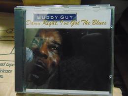 Buddy Guy- Damn Right I've Got The Blues - Blues