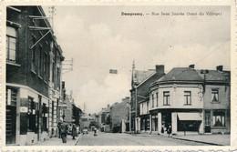 CPA - Belgique - Dampremy - Rue Jean Jaures - Charleroi