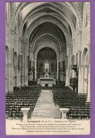 LONGPONT - Intérieur De L'Eglise - - Frankreich