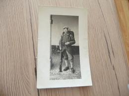 Carte Photo Militaire Militaria   Guerre 14/18 Perpignan Soldat Du 24ème Troupes Coloniales 1917 - Guerre 1914-18