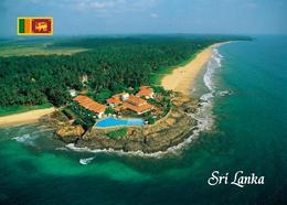 AK Sri Lanka Coastal Landscape New Postcard - Sri Lanka (Ceylon)